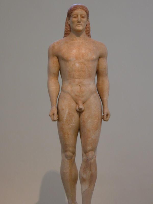 Kouros d'Anavyssos