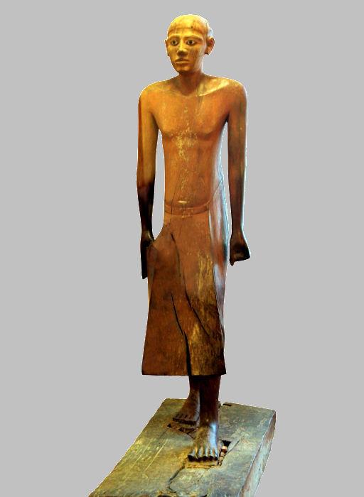 Statue du chancelier Nakhti