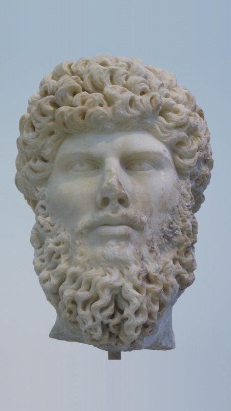 Tête de Lucius Verus